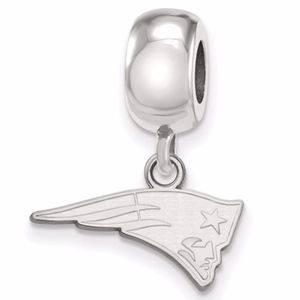 New England Patriots Small Dangle Charm